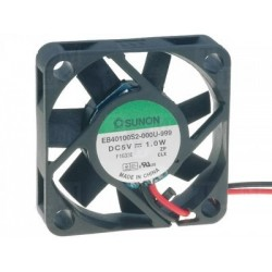 Ventilator 40x40x10mm 5V,2fire  EB40100S2-999 lagar