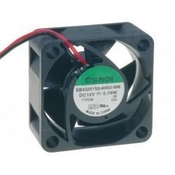 Ventilator 40x40x20mm 12v ,2fire EB40201S2-999  lagar