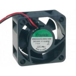 Ventilator 40x40x20mm 24v,2fire EB40202S2-999 lagar