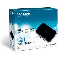 Switch 5 porturi, 10/100/1000Mbps TP-LINK TL-SG1005D