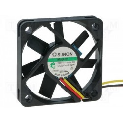 Ventilator 50x50x10mm 12V, ME50101V1-G99 3fire,maglev