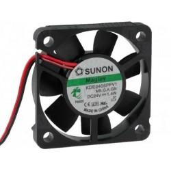 Ventilator 50x50x10mm 24v KDE2405PFV1 2 fire  lagar