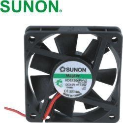 Ventilator 60x60x15mm SUNON KD1206PHS2  lagar
