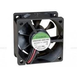 Ventilator 60x60x25 EB60252S1-999  DC 24V