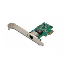 Adaptor PCIe-RJ45 10/100/1000 Digitus