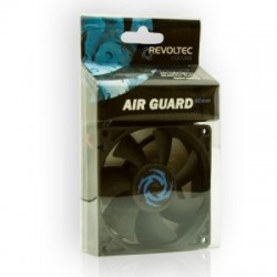 Ventilator 80x80x25 Revoltec-Air Guard