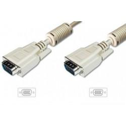 Cablu SVGA, 15tata-15tata, 5m Digitus