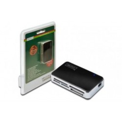 Card reader USB 2.0 ALL-IN-ONE Digitus