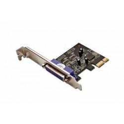 Adaptor PCIe-Paralel DIGITUS