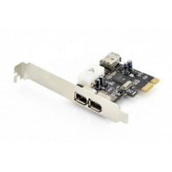 Adaptor PCIe la 3xFireWire/IEEE 1394 DIGITUS DS-30201-4