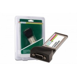 Adaptor ExpressCard-RS 232 Digitus