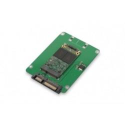 Adaptor 7+15pini SATA - mSATA SSD Digitus
