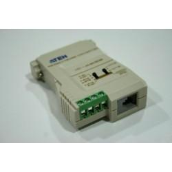 Convertor RS232 - RS485/RS422 cu alimenatre ATEN IC485S