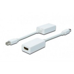 Adaptor Mini DisplayPort tata la HDMI mama 0.15m