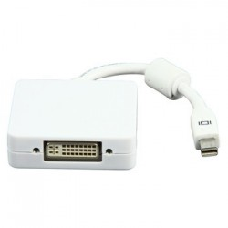 Adaptor Mini DisplayPort- HDMI /DVI & DisplayPort Logilink