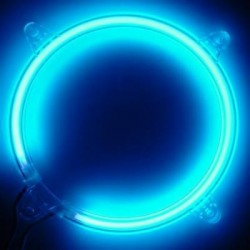 Neon Rotund pentru ventilator 80mm Spire