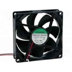 Ventilator 90x90x25 24v EE92252S1-A99 2fire,lagar