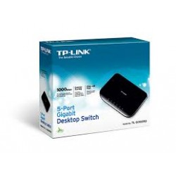 Switch 5 porturi 10/100Mbps TP-LINK TL-SF1005D