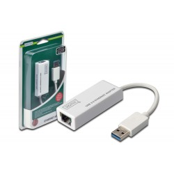 Convertor USB 3.0 - Ethernet Gigabit Digitus