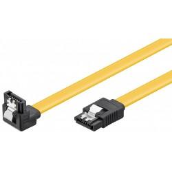 Cablu conexiune Serial ATA cu mufa 90, 100 cm