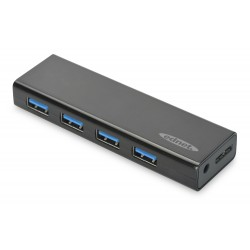 HUB USB 3.0,4 Porturi cu alimentare externa Ednet