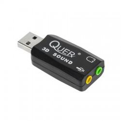 Convertor USB-audio Quer
