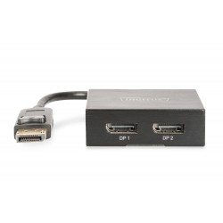 Multiplicator Splitter 4K DisplayPort 1-2 Digitus