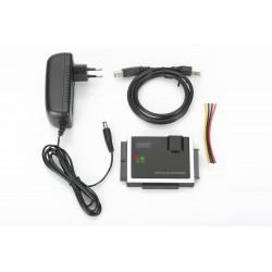 Adaptor portabil USB 2.0-SATA+IDE DIGITUS