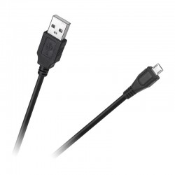 Cablu USB A -  Micro B 0.2m CableTech