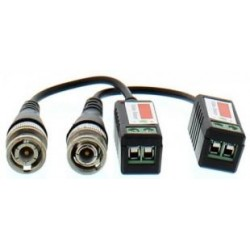 Set video balun HD pasiv cu surub