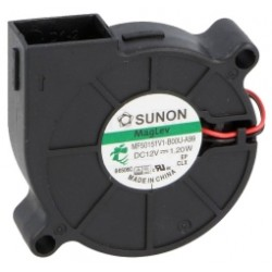 Ventilator blower 12V  51.7x51.6x15mm Sunon MF50151V1-A99