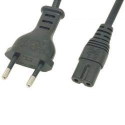 Cablu alimentare casetofon 2x0.75 3m