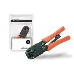Cleste sertizare conectori RJ-45  RJ-11  RJ-9 Digitus