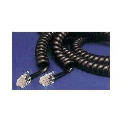 Cablu telefonic spiralat 4.5m