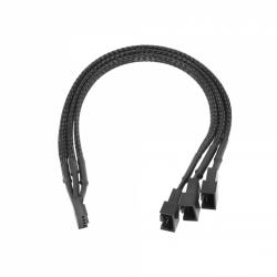 Cablu adaptor 4 pini la 2x4 pini + 1x3pini