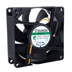Ventilator 80x80x25mm 12V Sunon PF80251V1-G99-A