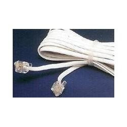 Cablu telefonic 6p4c - 2m