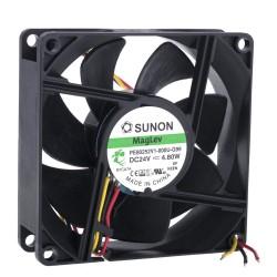 Ventilator 80x80x25mm 24V Sunon PF80252V1-G99-A