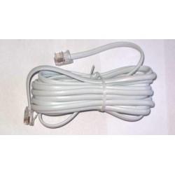 Cablu telefonic 6p4c - 20m