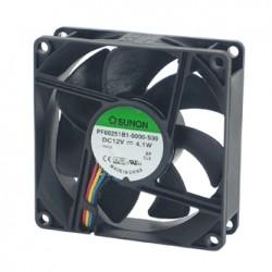 Ventilator 80x80x25mm 12V PWM Sunon PF80251B1-S99