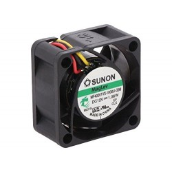 Ventilator 40x40x20mm 12V 3 fire Sunon MF40201VX-G99-A