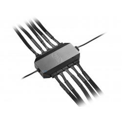 HUB 10 ventilatoare control PWM DeepCool
