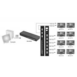Multiplicator HDMI 1-8 4K2K-30Hz Digitus