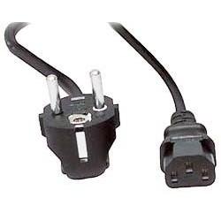Cablu alimentare PC 3x1.00mm  3M