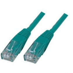 Patch cord - 1m verde cat.6