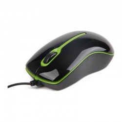 Mouse optic MUS-U-004 GREEN