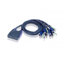 Distribuitor KVM USB Digital 1/4 ATEN CS-64U