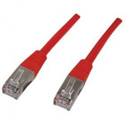 Patch cord FTP- 1m rosu cat.6