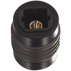 Adaptor optic Toslink - Toslink AC-063
