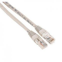 Patch cord - 0.5m gri cat.5e